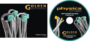 Physics Forceps - Golden Dental Solutions - Informational DVD