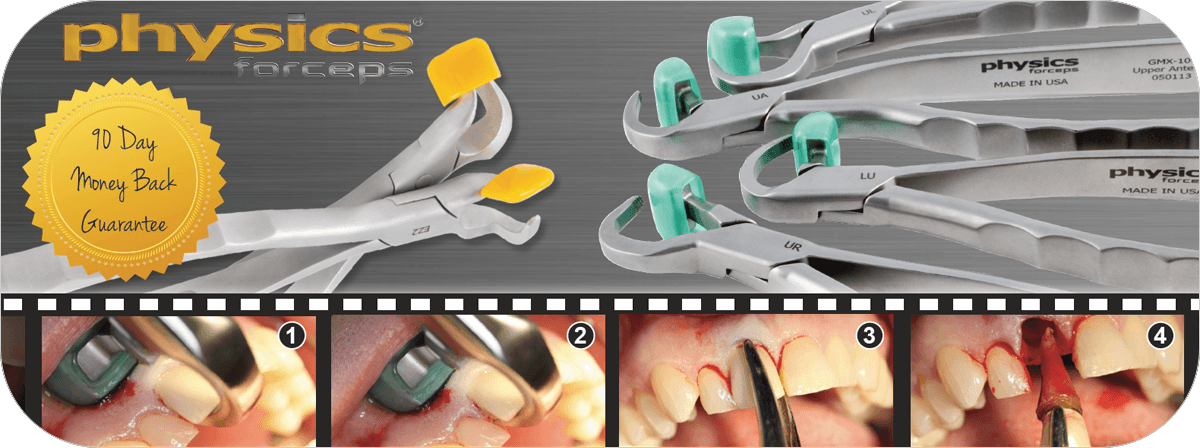 Physics Forceps - Golden Dental Solutions - Banner 9