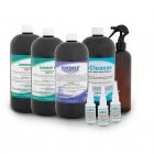 ioRinse Mouth Rinse + ioMist Nasal Spray + IoCleanse Hand Cleanser + Sprayer