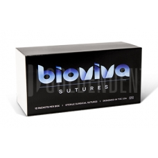 Bioviva Black Silk Sutures