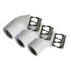 Clip Bracket - 3 Pieces