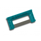 ContacEZ IPR Teal Widener (0.50mm), Double-Sided - Box of 8