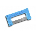 ContacEZ IPR Cyan Opener (0.15mm), Single-Sided - Box of 8
