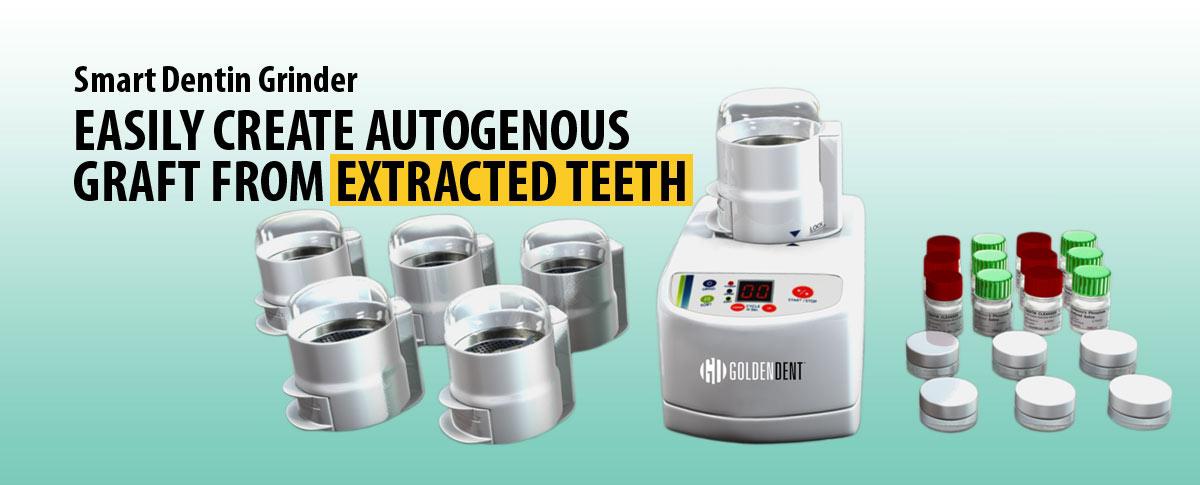 Smart Dentin Grinder