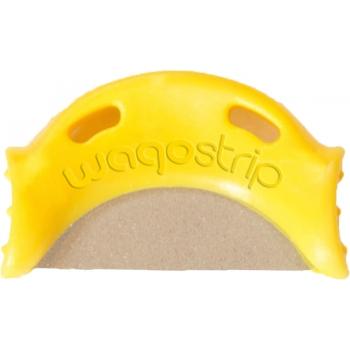 WagoStrip Yellow 0.7mm Single-Sided Straight - Qty 10
