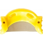 WagoStrip Yellow 0.7mm Single-Sided Curved - Qty 10