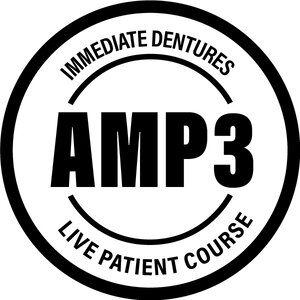 AMP 3 - Setting the Foundation for Immediate Dentures in Preparation for Implants