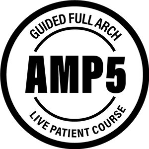 AMP 5 - Guided Full Arch Dental Implant Reconstruction