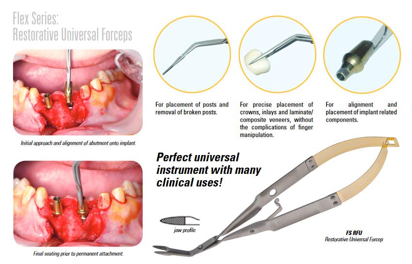Restorative Universal Forceps