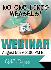 Physics Forceps - Webinar No One Likes Weasels!
